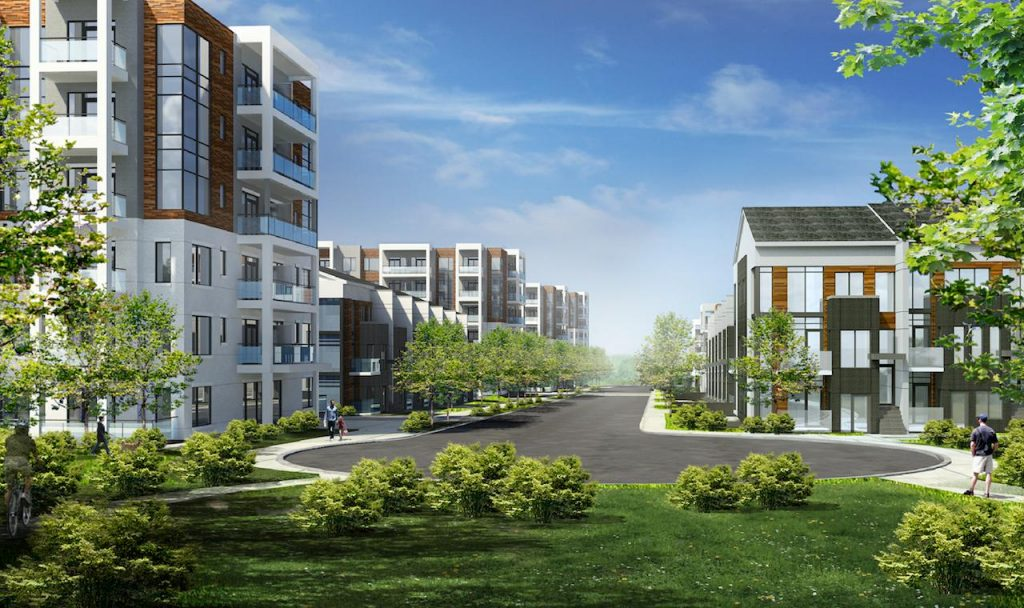 2175 Keele Street Condos and Towns