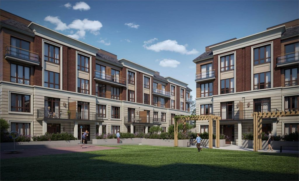 4005 Hickory Townhomes