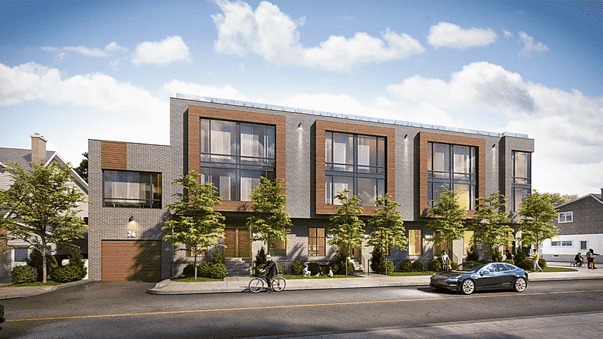 76 Kingston Road Townhomes1