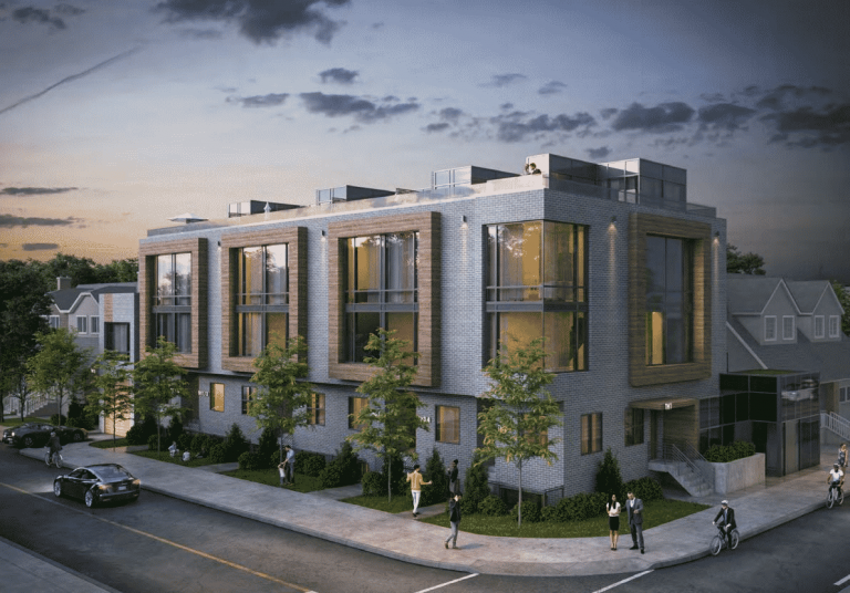 76 Kingston Road Townhomes2