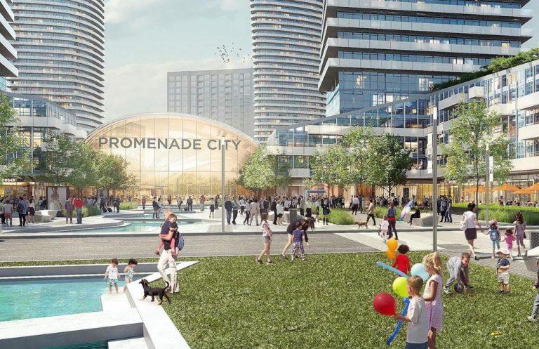 Promenade Park Condos