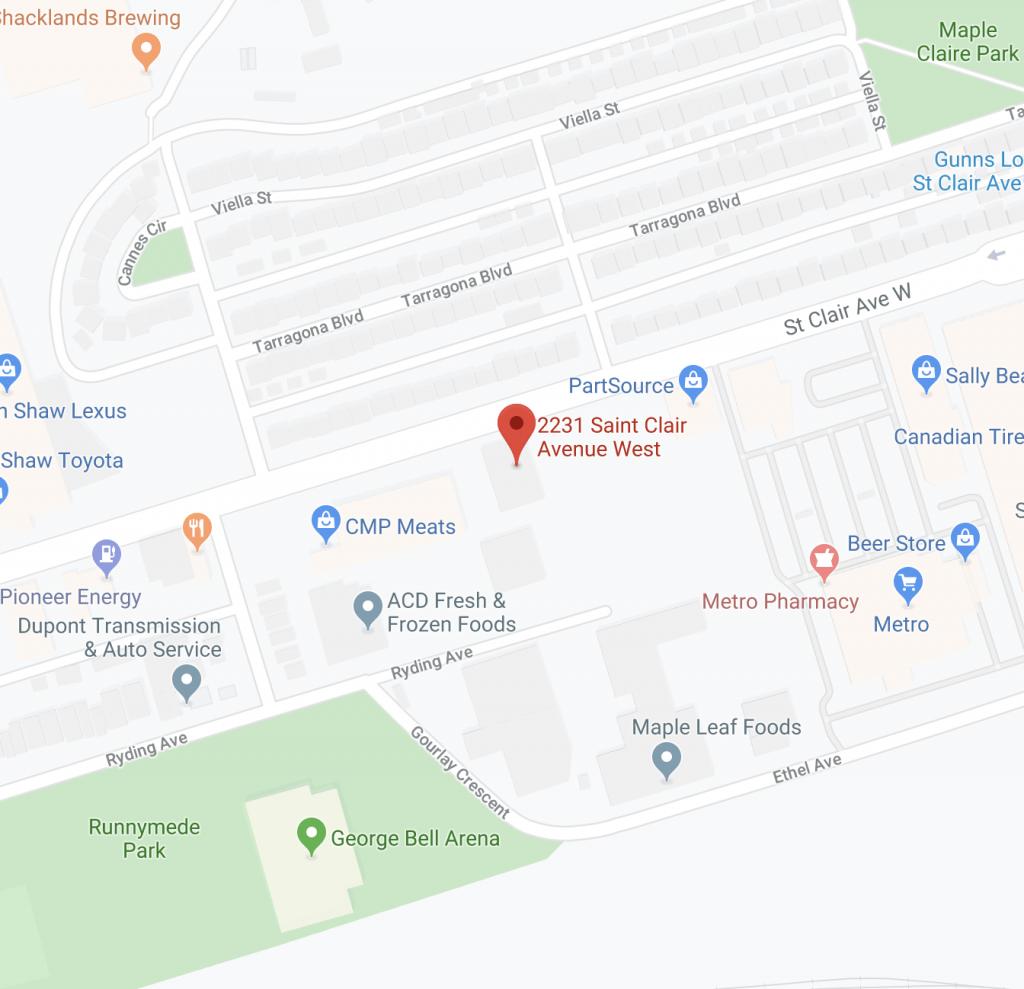 2231 St. Clair Avenue West Condos
