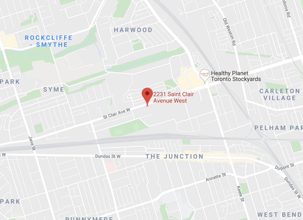 2231 St. Clair Avenue West Condos1