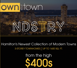 NDSTRY Towns