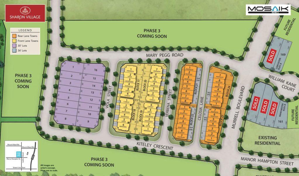 Sharon Village - Phase 2