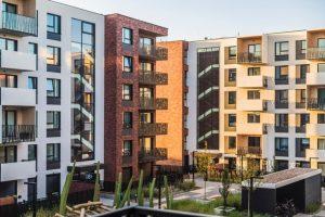 condos and apartment